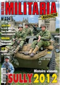 MILITARIA N°324 S