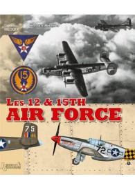 LES 12th et 15th AIR FORCE