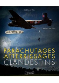 PARACHUTAGES-ATTERRISSAGES...