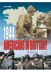 1944, AMERICANS IN BRITTANY (GB)