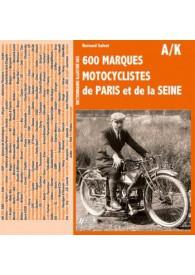 DICTIONNAIRE DES MARQUES MOTOCYCLISTES DE LA SEINE