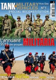 Annuaire Militaria des groupes 2013