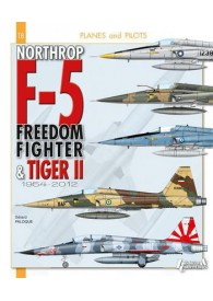 NORTHROP F-5-FREEDOM AND TIGER II UK