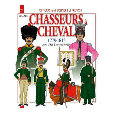 CHASSEURS A CHEVAL-VOLUME 3 (GB)