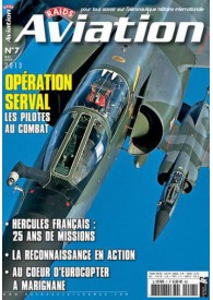 RAIDS AVIATION N°007