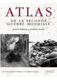 ATLAS DE LA SECONDE GUERRE...