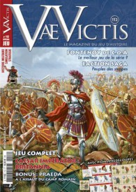 VAEVICTIS N°112 + JEU