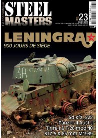 STEELMASTERS THEMATIQUE N°23