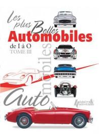 LES PLUS BELLES AUTOMOBILES DE I A O TOME III