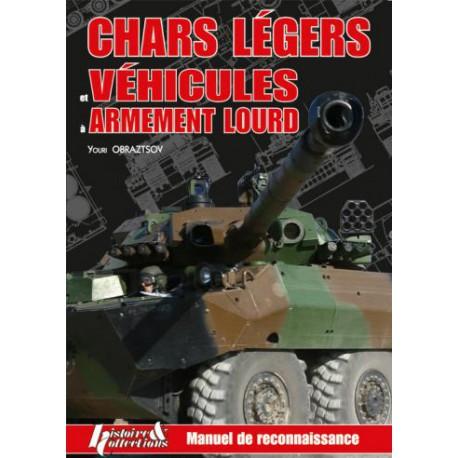 CHARS LEGER VEHICULES ARMEMENT LOURD-MANUEL DE RECONNAISSANCE- TOME 4