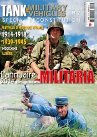 TANK& MILITARY VEHICLES HS N°002
