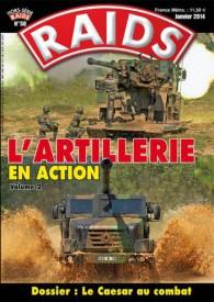 RAIDS HS N°050 : L'ARTILLERIE EN ACTION