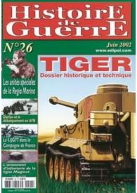HISTOIRE DE GUERRE (ancienne serie) N°026