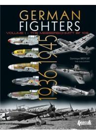 GERMAN FIGHTERS 1936-1945 -...