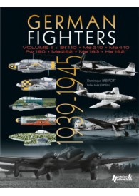 GERMAN FIGHTERS 1939-1945 VOLUME 2