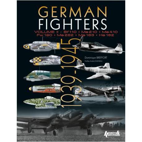 GERMAN FIGHTERS 1939-1945 VOLUME 2