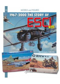 FIGURINES ET JOUETS N°10 : THE STORY OFESCI 1967- 2000- VERSION ANGLAISE