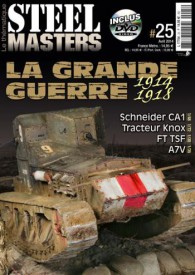 STEELMASTERS THEMATIQUE + DVD N°25