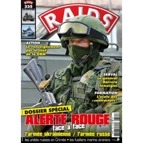 RAIDS MAGAZINE N°335