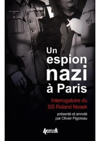 UN ESPION NAZI A PARIS