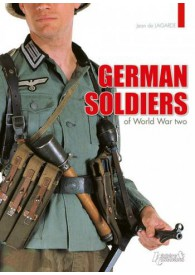 GERMAN SOLDIERS OF WW 2