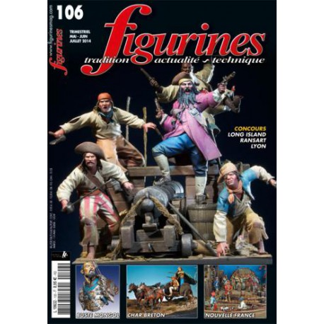 FIGURINES N°106