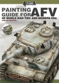 PAINTING GUIDE FOR AFV of WW2 AND MODERN ERA