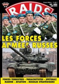 RAIDS HS N°052 : LES FORCES ARMÉES RUSSES