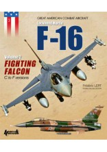 F-16 FIGHTING FALCON - TOME 2 GB