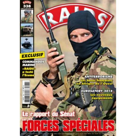 RAIDS N°338
