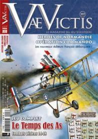 VAEVICTIS AVEC JEU SOUS POCHETTE N°117
