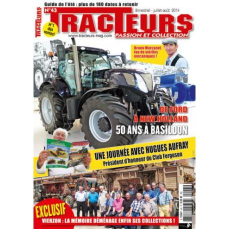 TRACTEURS N°043
