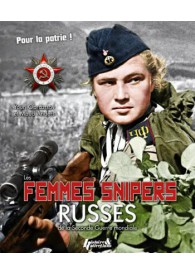 LES FEMMES SNIPERS RUSSES...