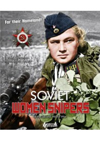 SOVIET WOMEN SNIPERS OF WWII