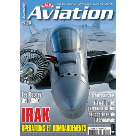 RAIDS AVIATION N°015