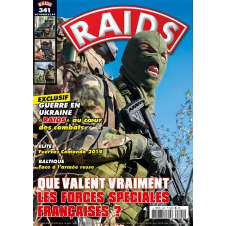 RAIDS N°341