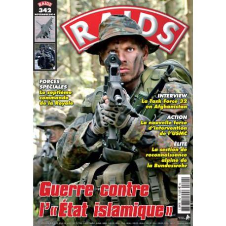 RAIDS N°342