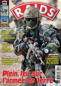RAIDS N°343