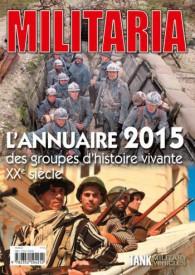L'ANNUAIRE MILITARIA  2015
