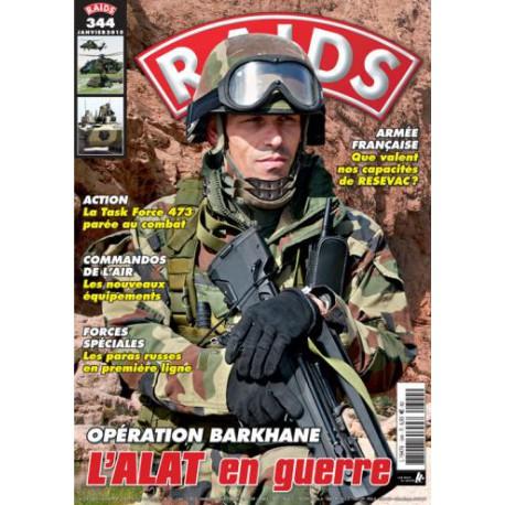 RAIDS N°344