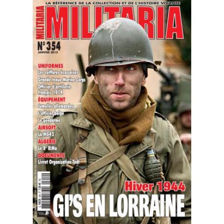 MILITARIA N°354