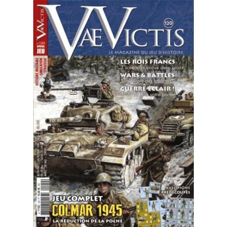 VAEVICTIS AVEC JEU N°120