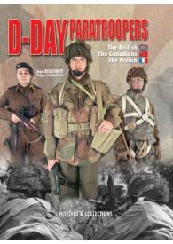 D-DAY PARATROOPERS : British, Canadian, French (GB)