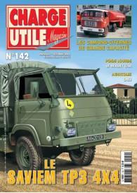 CHARGE UTILE N°142