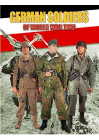 GERMAN SOLDIERS OF WORLD WAR TWO (GB) - EPUISE