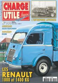 CHARGE UTILE N°151