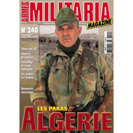 MILITARIA N°240