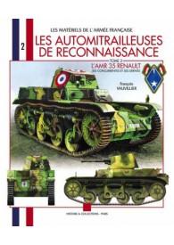 LES AUTOMITRAILLEUSES DE RECONNAISSANCE T.2