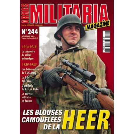 MILITARIA N°244