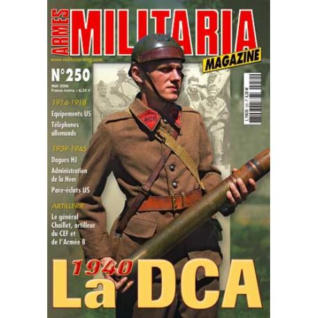 MILITARIA N°250